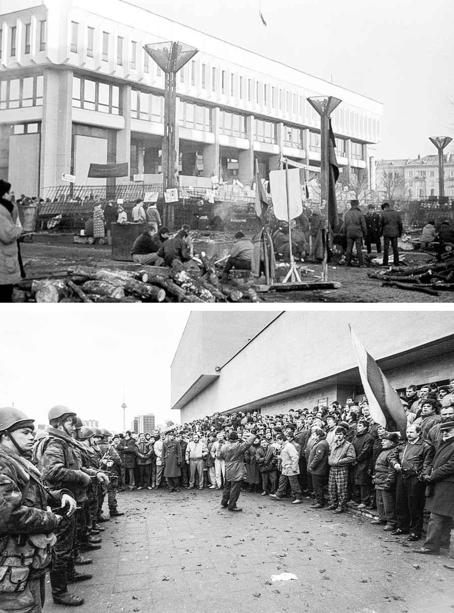 Запрещенное восстание в Литовской ССР