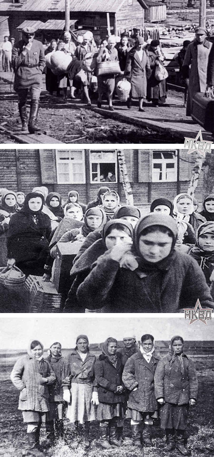 Женщины лагерей Гулага