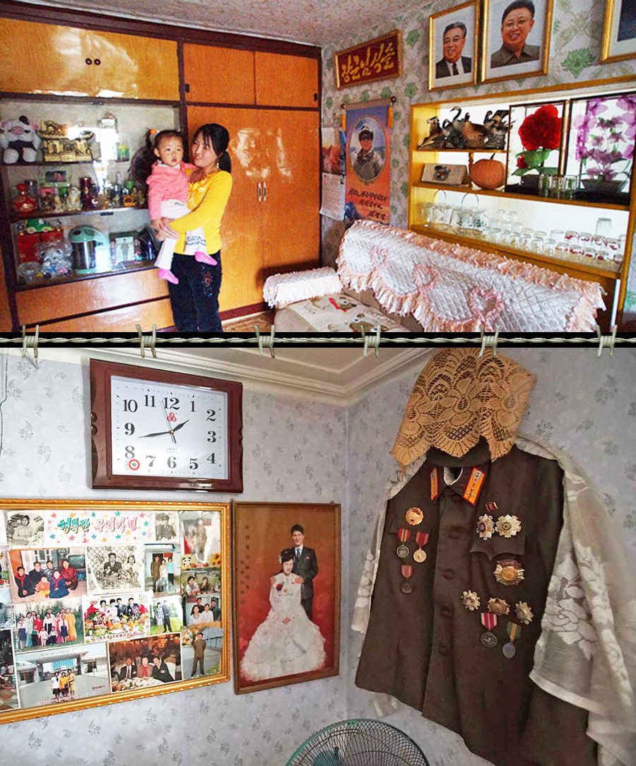 Условия жизни простых северо-корейских людей