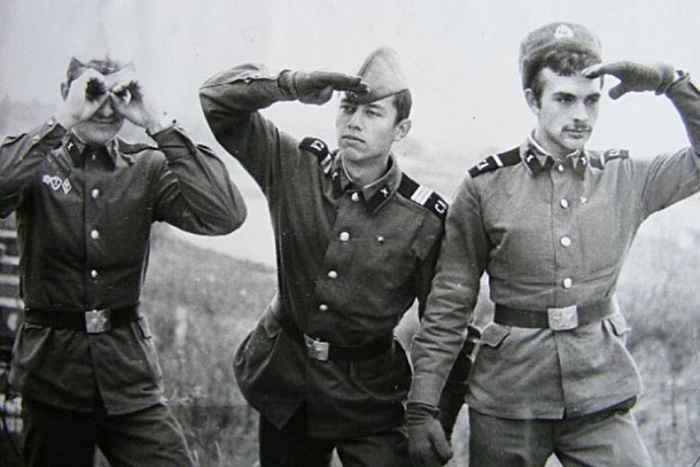 Армейская тема личного дневника